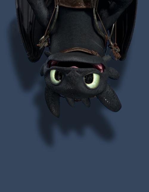 Toothless - Night Fury