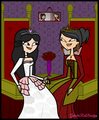 Total Drama's Princess and 퀸