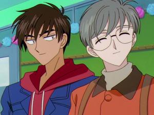 Toya and Yukito