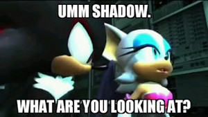 Umm, Shadow...