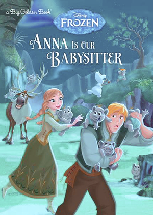 Upcoming Frozen - Uma Aventura Congelante Books