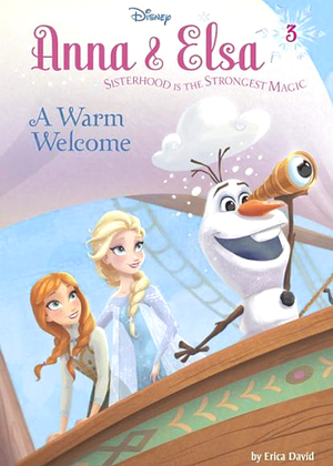 Upcoming Frozen - Uma Aventura Congelante Books
