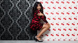 Valentine's दिन Divas 2015 - Alicia लोमड़ी, फॉक्स