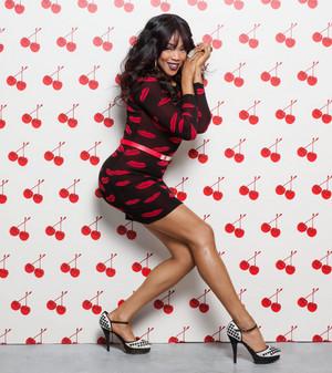 Valentine's dag Divas 2015 - Alicia vos, fox