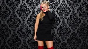 Valentine's Tag Divas 2015 - Natalya