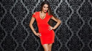 Valentine's 일 Divas 2015 - Nikki Bella