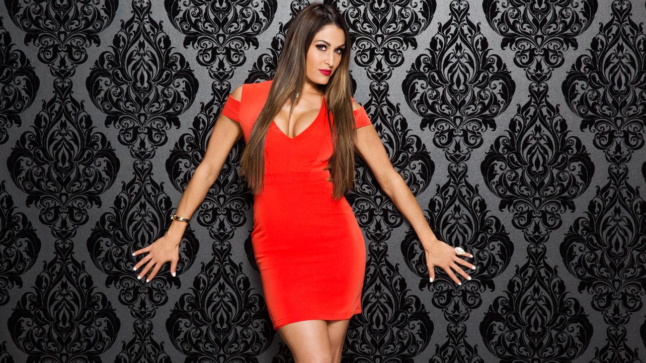 Valentine's Day Divas 2015 - Nikki Bella