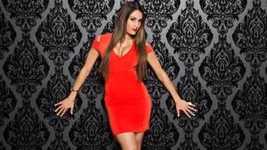 Valentine's dag Divas 2015 - Nikki Bella
