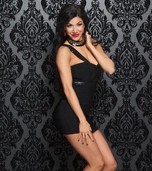 Valentine's hari Divas 2015 - Rosa Mendes