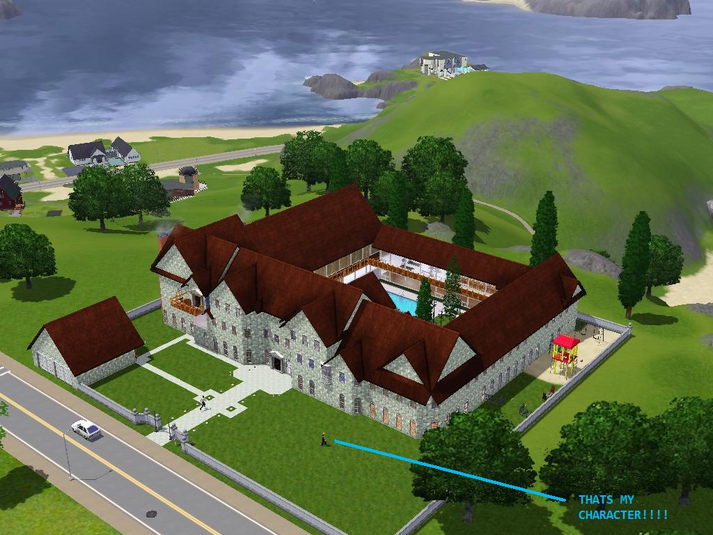 Awesome sims 3 houses the image kid has it - Awesome sims ...