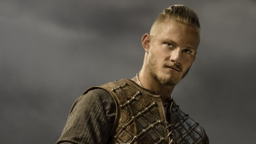 vikingos (serie de televisión) wallpaper called Vikings Bjorn Season 3 Official Picture