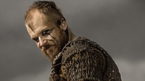 Vikings (TV Series) wallpaper called Vikings Floki Season 3 Official Picture