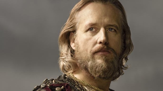 Vikings King Ecbert Season 3 Official Picture
