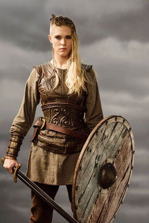 Vikings Porunn Season 3 official picture - Vikings (TV
