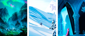Visual Development for Frozen