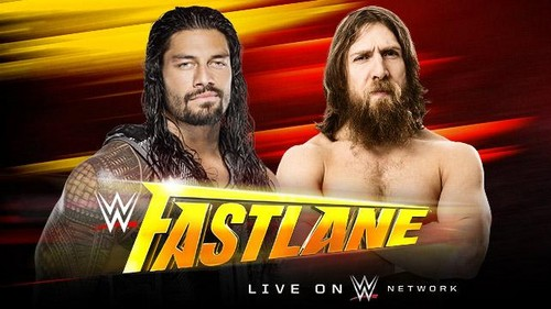The Shield (WWE) wallpaper possibly containing anime called WWE Fastlane