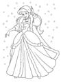 Walt Disney Coloring Pages - Princess Ariel - walt-disney-characters photo