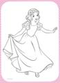 Walt Disney Coloring Pages - Princess Snow White