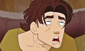 Walt Disney Screencaps - Jim Hawkins