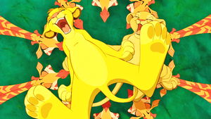 Walt Disney Screencaps - Simba & Nala
