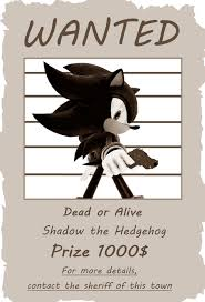 Wanted Shadow