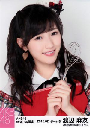 Watanabe Mayu - February 2015
