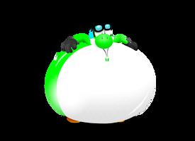 Waterballon Tyson