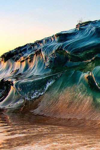 Summer fond d'écran titled Waves