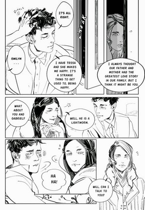 Wessa comic - The Infernal Devices - The Last Hours