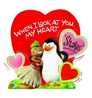 """When I look at you, my moyo """"shakes""""."""