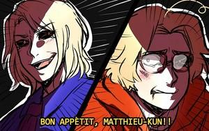 When Tokyo Ghoul meets Hetalia