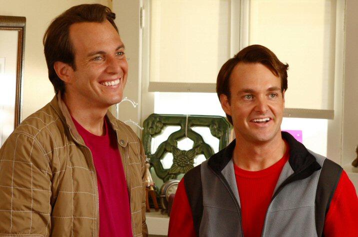 Will Forte as Dean Solomon and Will Arnett as John Solomon in 'The Brothers Solomon'