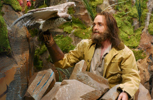 Will Forte as The Falconer in Saturday Night Live