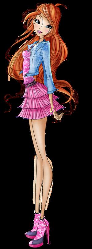 Winx Gardenia Couture