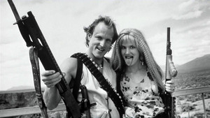 Woody Harrelson as Mickey Knox in Natural Born Killers
