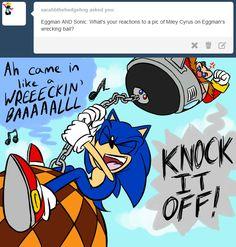 Wreckin-ball Sonic