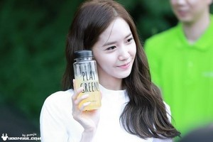 Yoona @ Innisfree Play Green Festival