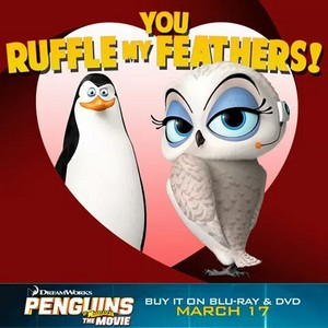 toi ruffle my feathers!