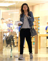 Zendaya shopping at the Apple Store in Beverly Hills (February 27th) - zendaya-coleman photo