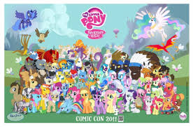 all mlp figures
