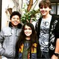 an old picture of prince and blanket from 2011