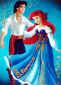 ariel and eric - ariel fan art