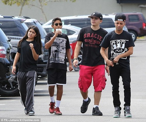 blanket jackson wallpaper probably with an automobile, a carriageway, and a jalan, street entitled blanket jackson, royal jackson, prince jackson and omer bhatti