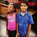 blanket jackson with a fan