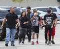 bodyguard, blanket jackson, jermajesty, royal jackson, omer bhatti and prince jackson