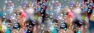 bubbles for BTR <3