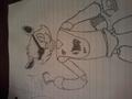 foxy drawing