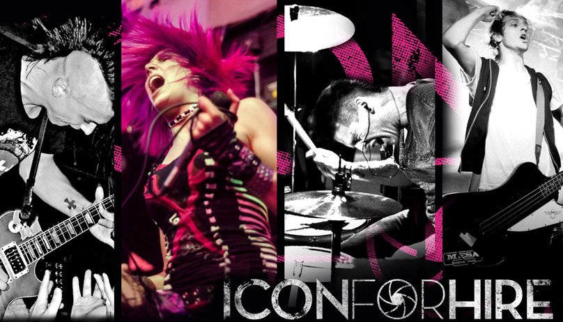 Icon For Hire Images Icon For Hire Band Wallpaper And Background