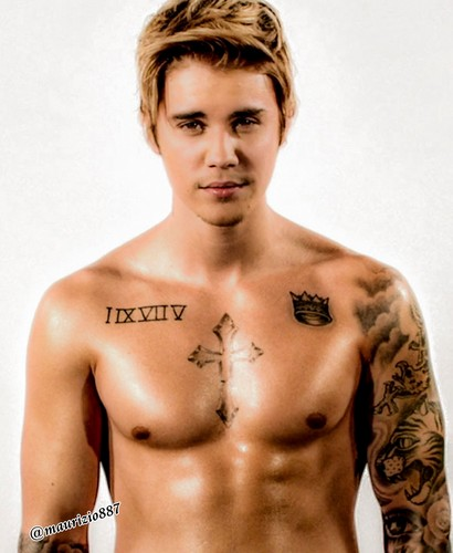 Justin Bieber fond d'écran containing skin called justin bieber 2015