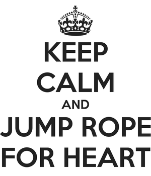 keep calm and jump rope for دل